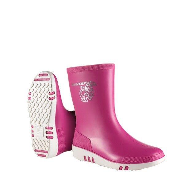 Dunlop Mini Laars (roze)