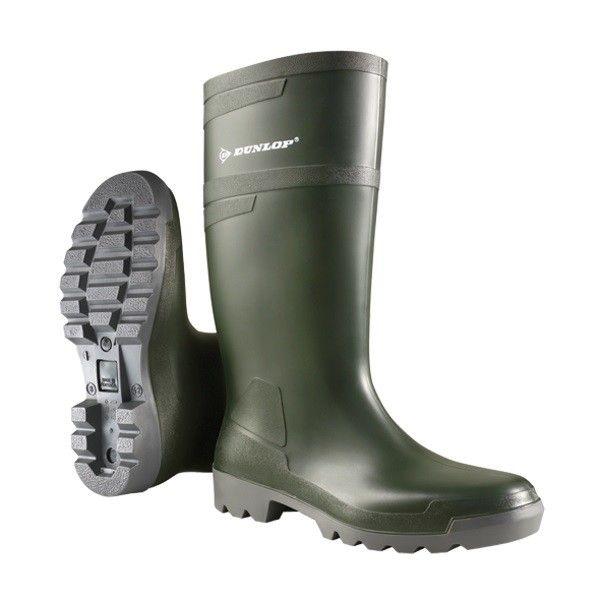Dunlop Hobby Knielaars (groen)