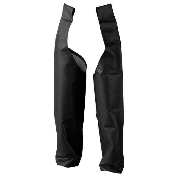 Dolfing Beenpijpen PVC (zwart)