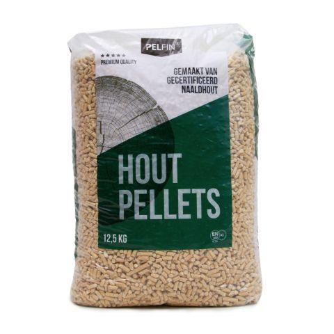 Pelfin Premium Pellets Naaldhout  12,5 kg