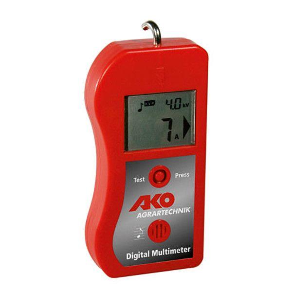 AKO Multimeter stroomzoeker en -tester