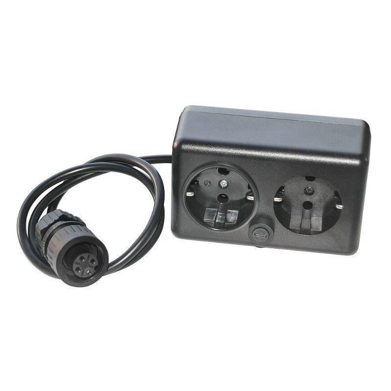 AKO Schakeladapter voor GSM alarm