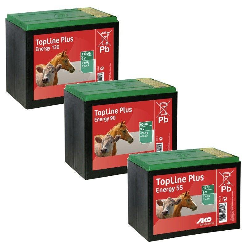 AKO TopLine Plus Zinklucht Droge batterij (9V)