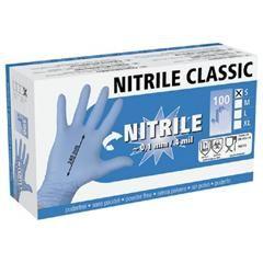 NITRIL handschoen (100 stuks)