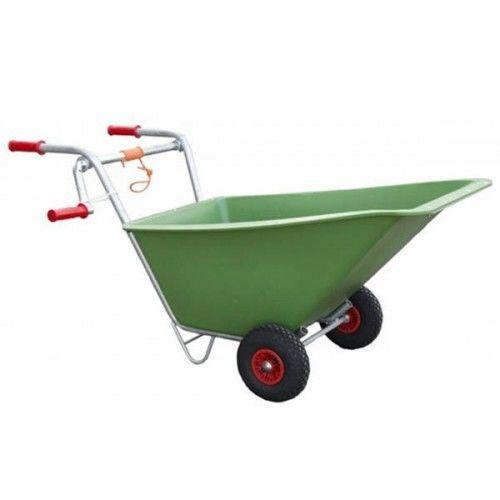 Kruiwagen Kalvertaxi met lier (160 liter)